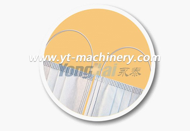 Fully Automatic Face Mask Production Line(1+2)