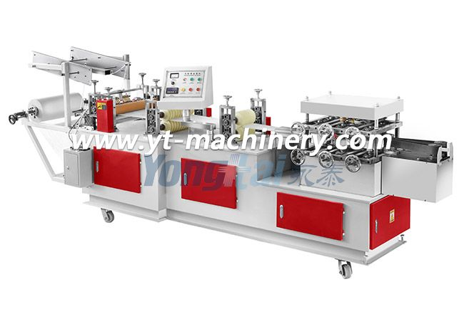 Pe/Non Woven Cap Making Machine
