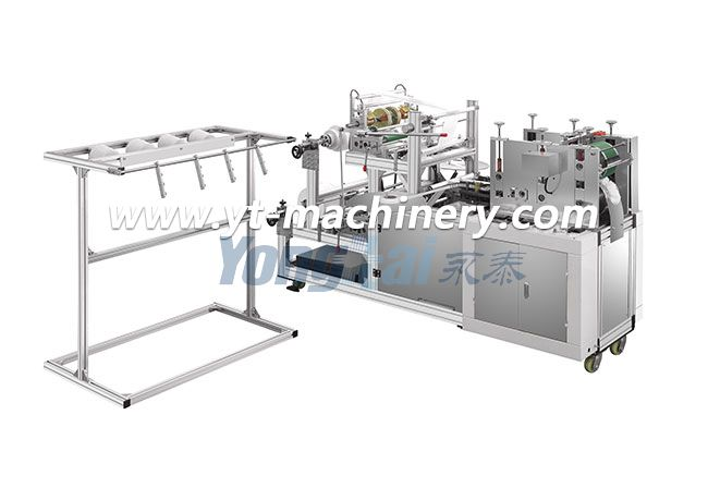 Pe Steering Wheel Cover Making Machine(Aluminum Frame)