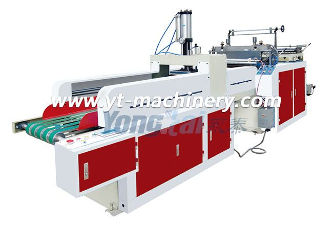 Dfhq Full-Automatic Shopping Bag Making Machine