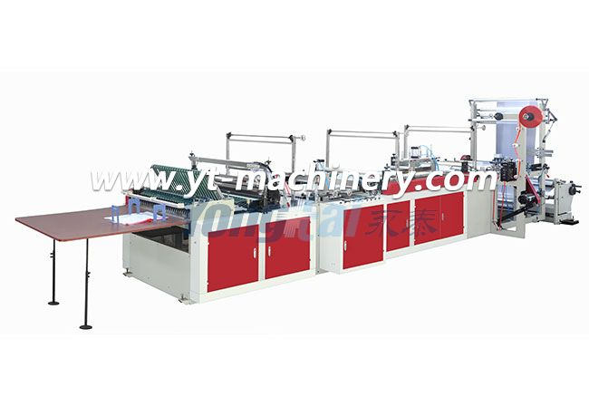 Drawstring Garbage Bag Making Machine