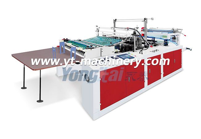 Pe Garment Bag Making Machine