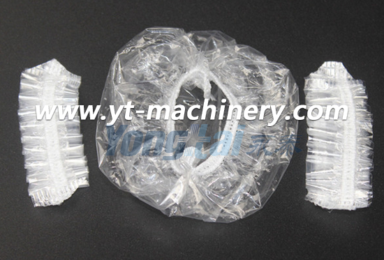 Disposable Ear Cover Making Machine