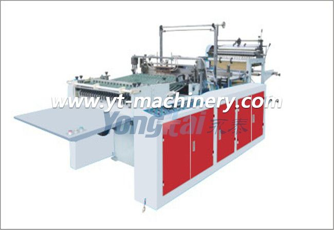 Plastic Pe Cream Bag Making Machine