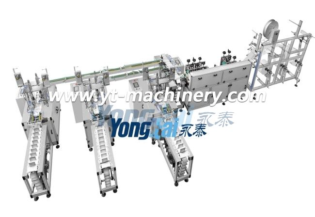 High Speed Mask Making Machine (1+3)