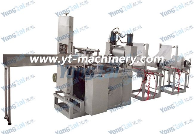 High Speed Latest Disposable dental bib making machine
